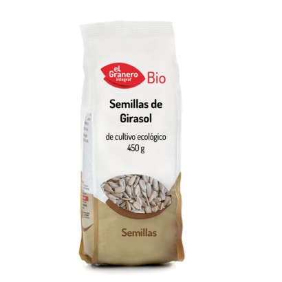 SEMILLAS GIRASOL 450GR GRANERO