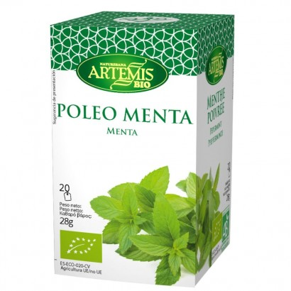 MENTA POLEO 20U 28 GR ARTEMIS