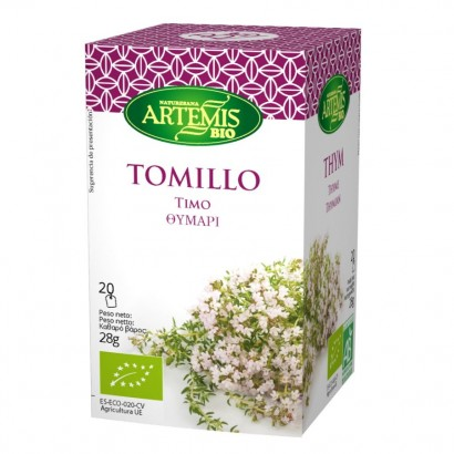 INFUSION TOMILLO 20UD 28 GR...