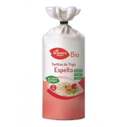 TORTITAS ESPELTA INTEGRAL...