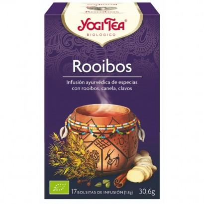 INFUSION ROOIBOS 17U YOGI TEA