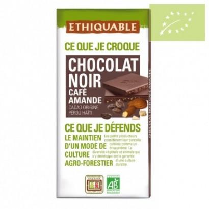 CHOCOLATE NEGRO CAFE...
