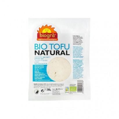 TOFU NATURAL 290GR BIOGRA