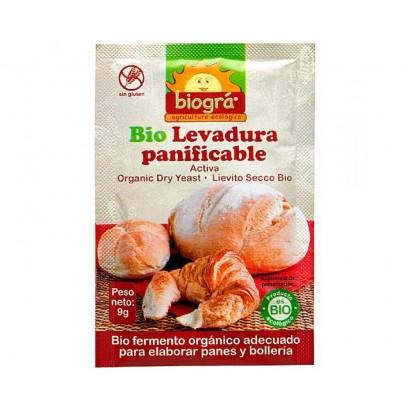 LEVADURA PANIFICABLE 9G BIOGRA