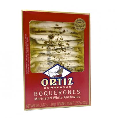 BOQUERONES ACEITE OLIVA...