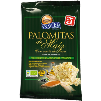 PALOMITAS MAIZ MICROONDAS...