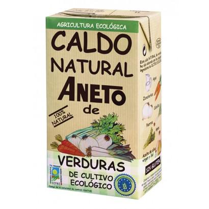 CALDO VERDURA 1L ANETO