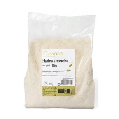 HARINA DE ALMENDRA 500GR...