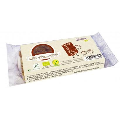 BARRITA CHOCOLATE AVELLANAS...