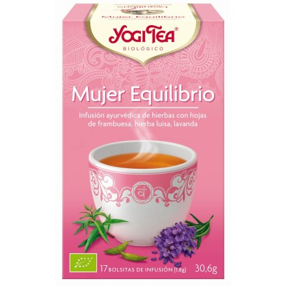 INFUSION MUJER EQUILIBRIO...