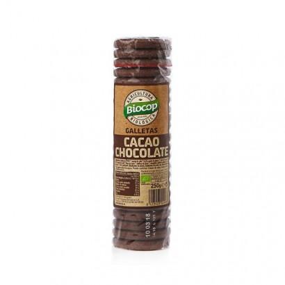 GALLETA CACAO CHOCOLATE...
