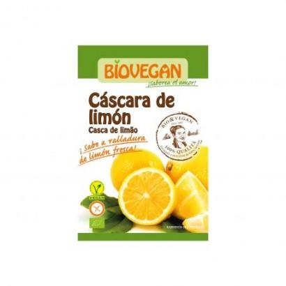 CASCARA DE LIMON 9G  BIOVEGAN