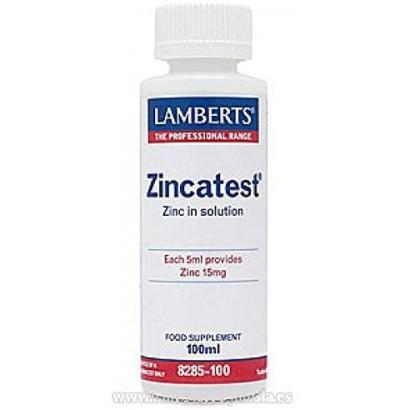 ZINCATEST 100ML LAMBERTS