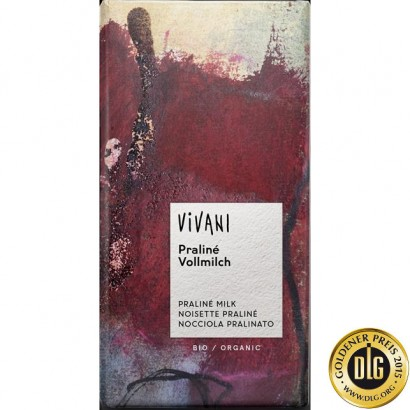 CHOCOLATE PRALINE 100G VIVANI
