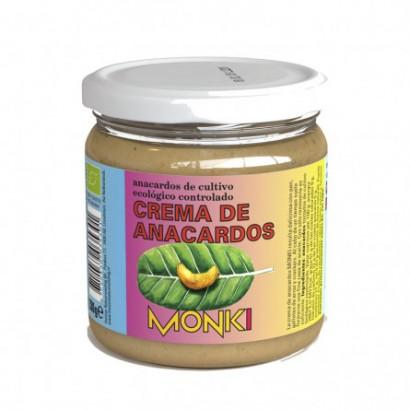 CREMA ANACARDO 330G MONKI