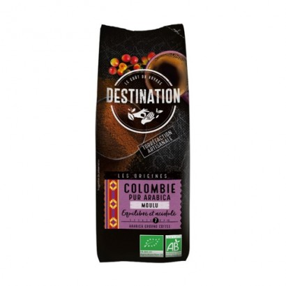 CAFE MOLIDO COLOMBIA 100%...