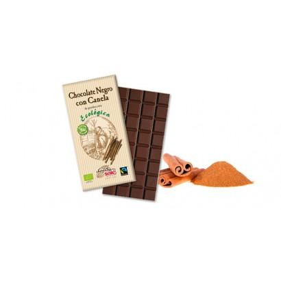 CHOCOLATE NEGRO 56% CANELA...