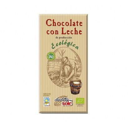 CHOCOLATE CON LECHE 39%...