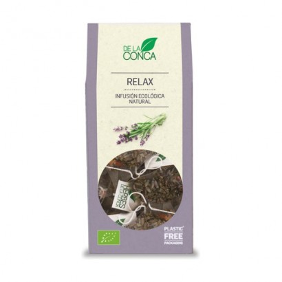 INFUSION RELAX PLASTIC-FREE...
