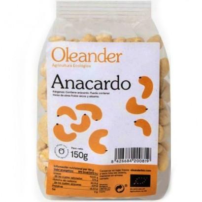 ANACARDO CRUDO 150 GR OLEANDER
