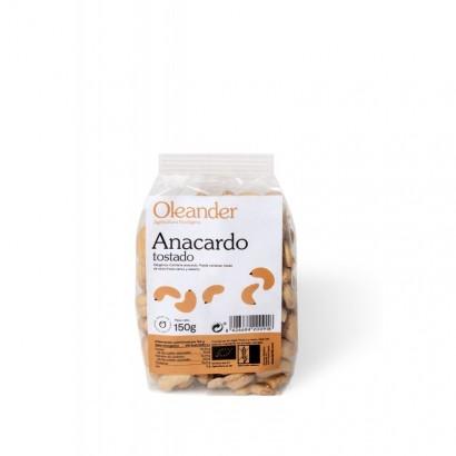 ANACARDO TOSTADO 150 GR...