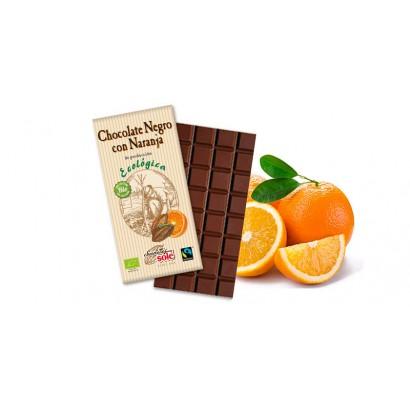 CHOCOLATE NEGRO 73%  MENTA...