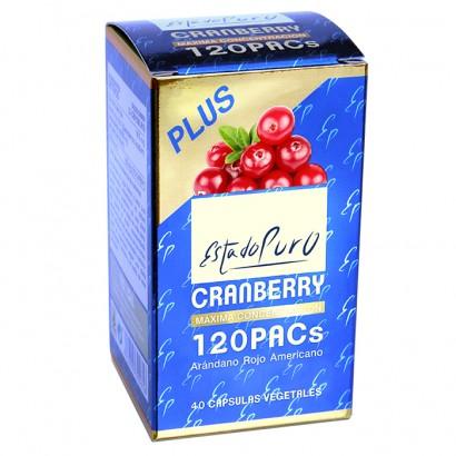 CRANBERRY 120 PACS 40CAP...