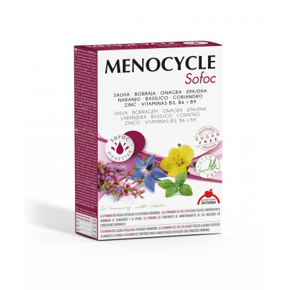 MENOCYCLE SOFOC 30 PERLAS...